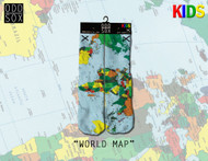 "ODDSOX ""WORLD MAP"""