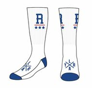YOUNG&RECKLESS BIG R SOCKS
