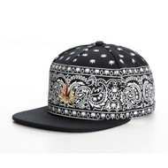 C&S GOLD LABEL HAZELY SNAPBACK