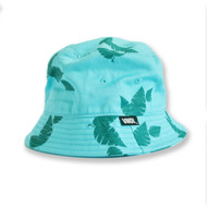 ROMAN LEAVES BUCKET HAT
