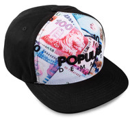 CURRENCY BOLD SNAPBACK