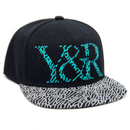 YOUNG&RECLESS TRADEMARK CORAL SNAPBACK