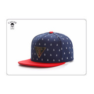 C&S GOLD ANCHORMAN SNAPBACK