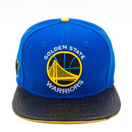 GOLDEN STATE WARRIORS TEAM LOGO ROYAL