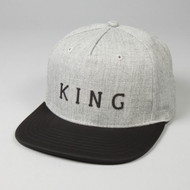 STAPLE PINCH PANEL SNAPBACK