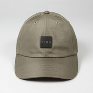 STERLING TECH CURVED PEAK STRAPBACK