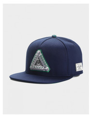 C&S WL TRIANGLE OF TRUST SNAPBACK