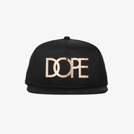 803bda834d1 24K GOLD LABEL SNAPBACK BLACK