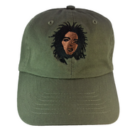 LAURYN LEGEND HAT-GREEN