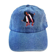 DUCK WALK POSE DENIM HAT