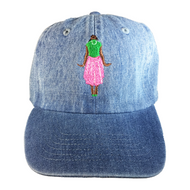 IVY STANCE POSE DENIM HAT