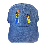 STEPHEN CURRY HAT-DENIM