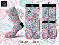 GLOBAL ENTRY SOCK