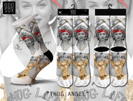 THUG ANGEL SOCK