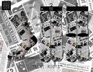 L.A. RIOTS SOCK