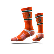 MIAMI HURRICANES CREW(ORANGE)