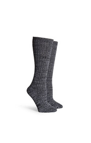 RICHER POORER COMET KNEE HIGH-BLK(WOMEN)