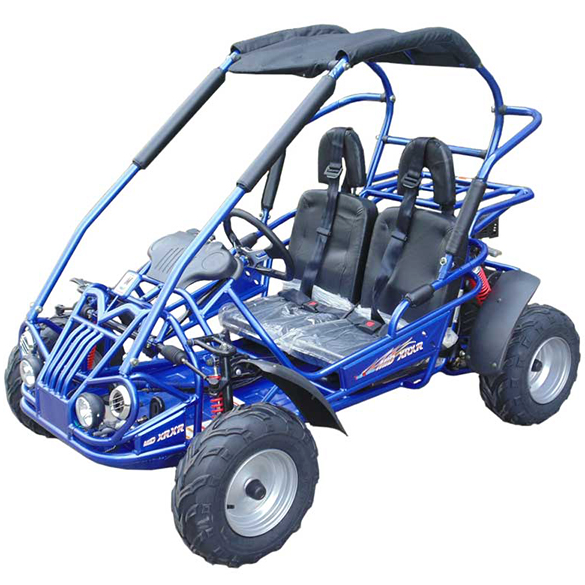 TrailMaster Mid XRX - Blue