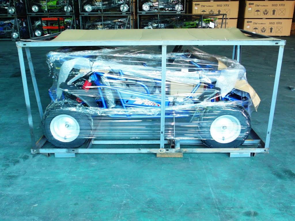 Mid XRX-R Assembled