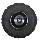 Mini XRX Plus & Mini XRX-R Plus Left Rear Wheel & Tire Assembly