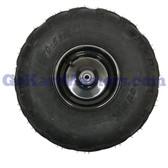 Mini XRX Plus & Mini XRX-R Plus Right Front Wheel & Tire Assembly