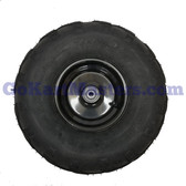 Mini XRX Plus & Mini XRX-R Plus Left Front Wheel & Tire Assembly