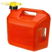 No Spill 5 Gallon CARB Gasoline Can