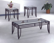 Matrix 3 PC Coffee & End Tables