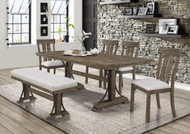 QUINCY 5 PC DINING SET