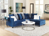 MELON SAPPHIRE SECTIONAL