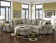 ESSENCE PLATINUM SECTIONAL