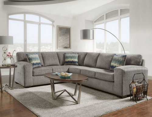 SILVERTON PEWTER SECTIONAL