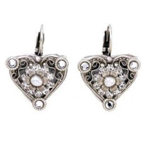 MICHAL GOLAN BRIDAL CRYSTAL EARRINGS S7228