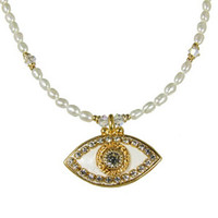 Michal Golan Eye Necklace N2183