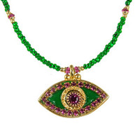 Michal Golan Eye Necklace n2174