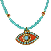 Michal Golan Eye Necklace n2173