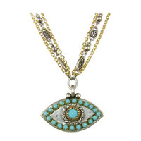 Michal Golan Eye Necklace n2170