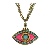 Michal Golan Eye Necklace n2167