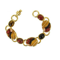 Michal Golan Red Rock Bracelet