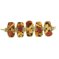 Michal Golan Red Rock Bracelet SB258