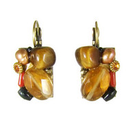 Michal Golan Red Rock Earrings S7167