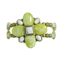 Michal Golan Key Lime Bracelet