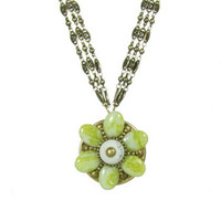Michal Golan Key Lime Pendant N2006
