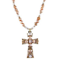 Michal Golan Cross Pendant