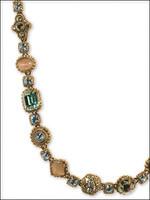 **SPECIAL ORDER**Sorrelli Aqua Bubbles Crystal Necklace~ NBW18AGAQB