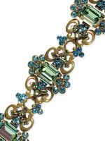 **SPECIAL ORDER**Sorrelli Aqua Bubbles Swarovski Crystal Bracelet