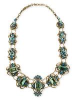 **SPECIAL ORDER**Sorrelli Aqua Bubbles Swarovski Crystal Necklace