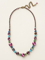 **SPECIAL ORDER** Sorrelli Southwest Brights Crystal Necklace ~NCP38AGSWB