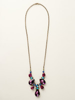 **SPECIAL ORDER** Sorrelli Southwest Brights Crystal Necklace ~NCR77AGSWB