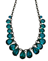 Sorrelli Happy Birthday Crystal Necklace~ NCR118ASHB